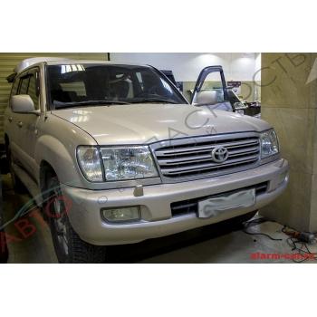 Toyota Land Cruiser - Pandora 3945